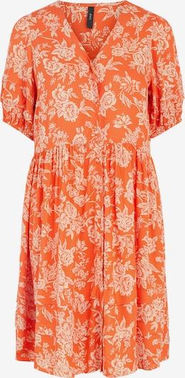 Y.A.S Robe-chemise 'Manish' en beige / orange, Vue avec produit