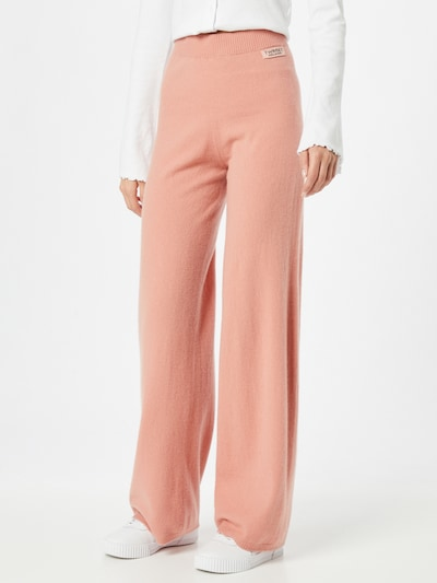 Pantaloni Twinset pe roz, Vizualizare model