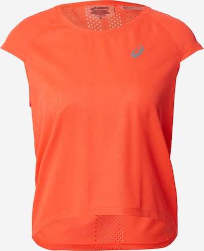 Sportiniai marškinėliai 'FUTURE TOKYO' iš ASICS , spalva - bazalto pilka / koralų splava, Prekių apžvalga