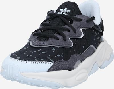 Sneaker bassa 'Ozweego' ADIDAS ORIGINALS di colore antracite / nero, Visualizzazione prodotti