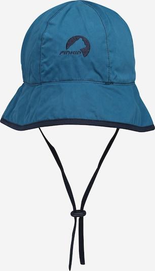 FINKID Chapeau 'RANTA' en bleu nuit / bleu ciel, Vue avec produit