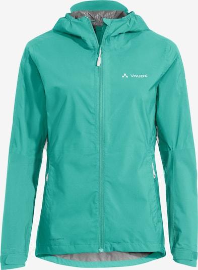 VAUDE Athletic Jacket 'Moab II' in Jade / White, Item view