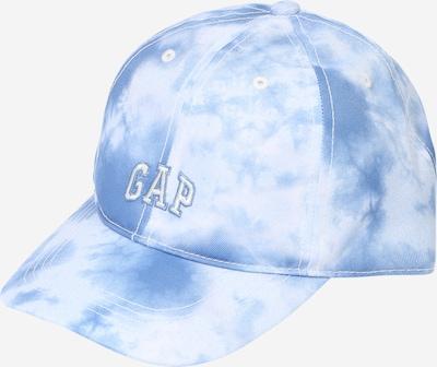 GAP Hat i lyseblå / hvid: Frontvisning