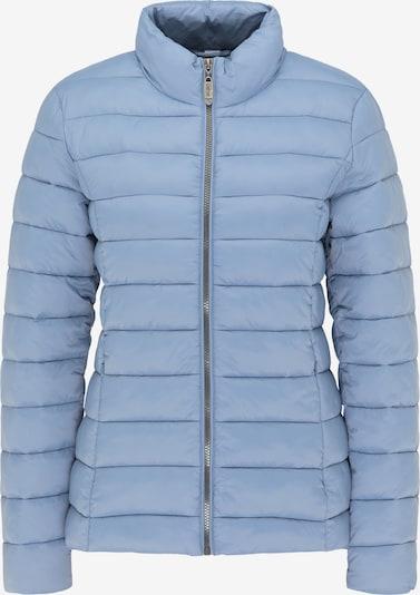 Giacca invernale usha BLUE LABEL di colore blu fumo, Visualizzazione prodotti