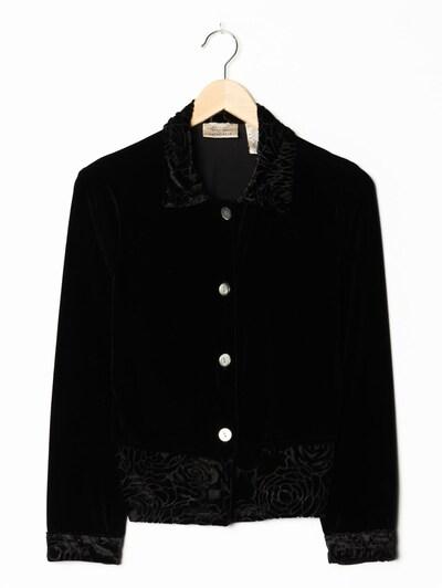 Kathie Lee Bluse in M-L in schwarz, Produktansicht