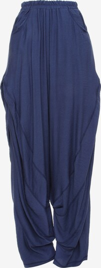 Madam-T Harembroek 'POLLI' in de kleur Blauw, Productweergave