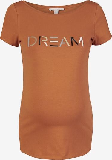 Esprit Maternity T-shirt in braun, Produktansicht