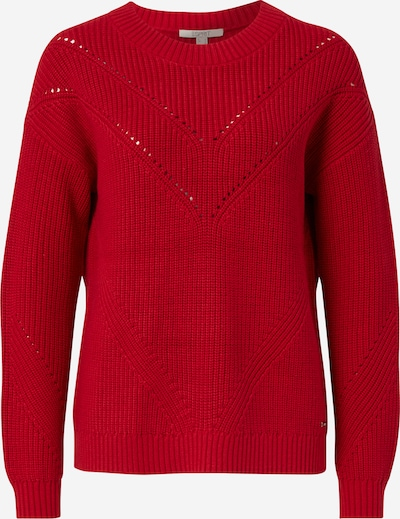 ESPRIT Trui in de kleur Rood, Productweergave