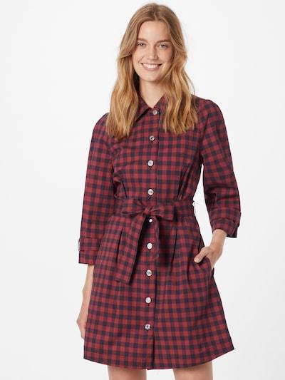 Rochie tip bluză 'AVVIARE' MAX&Co. pe albastru violet / roșu, Vizualizare model