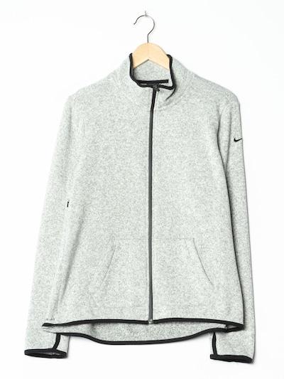 NIKE Fleece in L-XL in hellgrau, Produktansicht