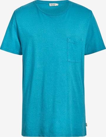 MÁ Hemp Wear T-Shirt 'Hovito' in Blau