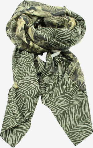 Madeleine Scarf & Wrap in One size in Green