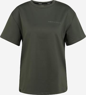Tricou funcțional de la Röhnisch pe verde