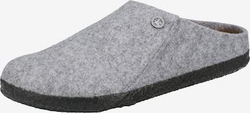 Pantoufle 'Arizona' BIRKENSTOCK en gris