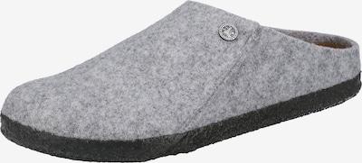 BIRKENSTOCK Hausschuh 'Arizona' in grau, Produktansicht