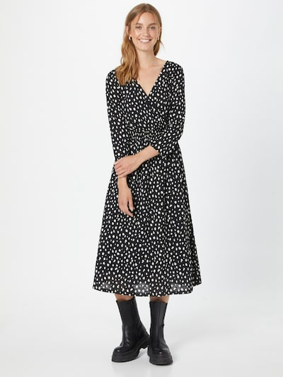 Rochie 'PELLA' ONLY pe negru / alb, Vizualizare model