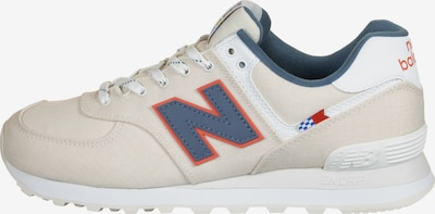 new balance Schuhe in beige, Produktansicht
