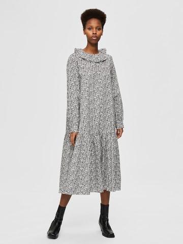 SELECTED FEMME Kleit, värv valge