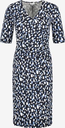 GERRY WEBER Kleid in navy / hellblau / weiß, Produktansicht