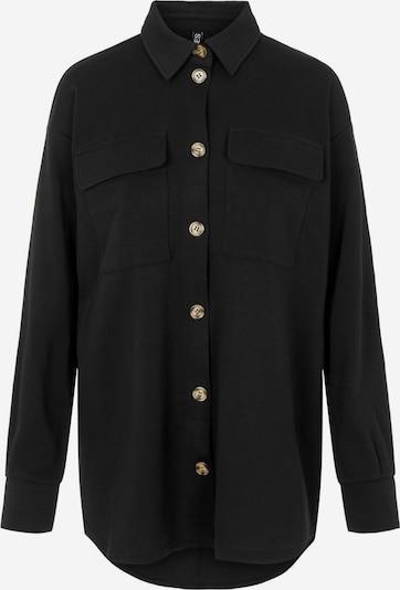 PIECES Jacke 'Chilli' in schwarz, Produktansicht
