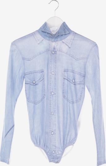 Vetements Shirt langarm in S in blau, Produktansicht