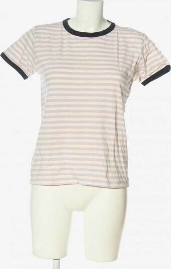 mbym Ringelshirt in M in pink / schwarz / weiß, Produktansicht