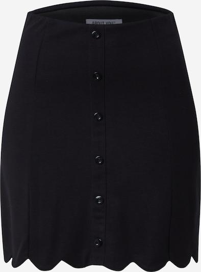 ABOUT YOU Suknja 'Carolin' u crna, Pregled proizvoda