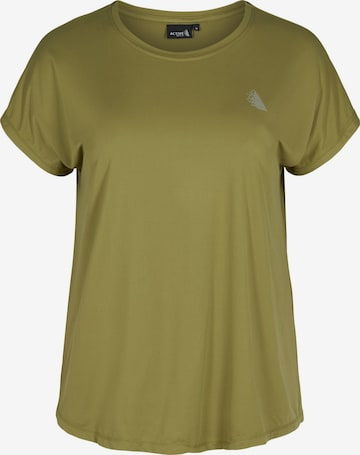 Active by Zizzi - Camiseta 'Abasic' en verde