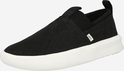 fekete TOMS Belebújós cipők 'ALPARGATA ROVER', Termék nézet