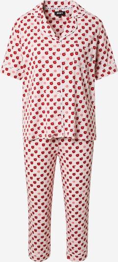 DKNY Pyžamo - zelená / růžová / červená, Produkt