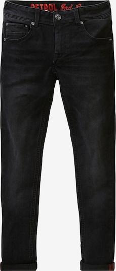Petrol Industries Jeans 'Nolan' in black denim, Produktansicht