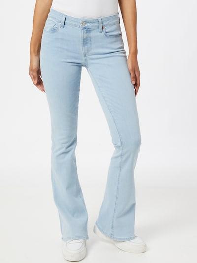 PAIGE Jeans 'Lou Lou' in hellblau, Modelansicht