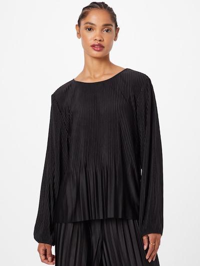 JDY Bluse 'BOA' in schwarz, Modelansicht
