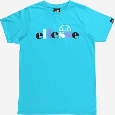 Tricou 'Corvist' ELLESSE pe turcoaz / lila / negru / alb, Vizualizare produs