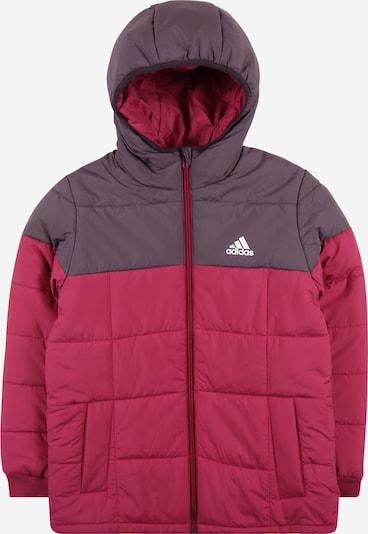 ADIDAS PERFORMANCE Outdoorová bunda - fialová / tmavofialová, Produkt