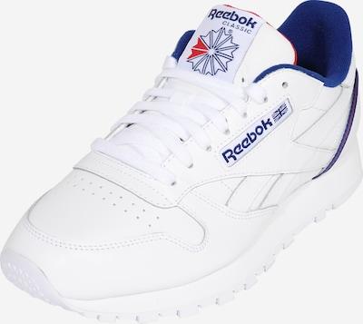 REEBOK Sneaker in blau / weiß, Produktansicht