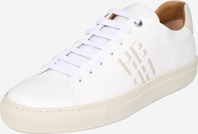 bézs / fehér BOSS Casual Rövid szárú edzőcipők 'Mirage Tenn', Termék nézet