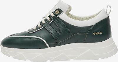 Van Lier Sneaker in dunkelgrün / weiß, Produktansicht