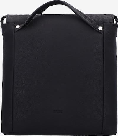 BREE Rucksack in schwarz, Produktansicht