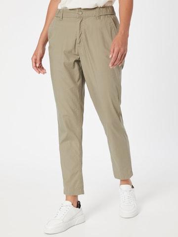 s.Oliver Chino-püksid, värv roheline