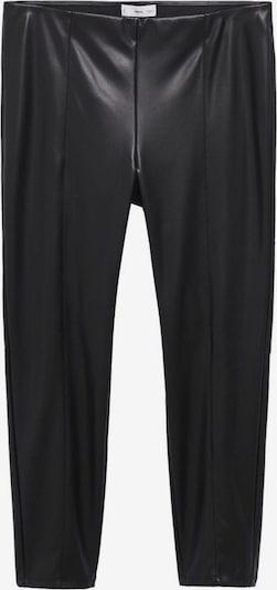 MANGO Leggings 'poli' in de kleur Zwart, Productweergave