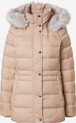 Veste d'hiver 'Tyra' TOMMY HILFIGER en beige