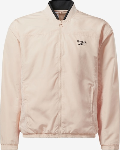 Reebok Classics Jacke in pfirsich, Produktansicht