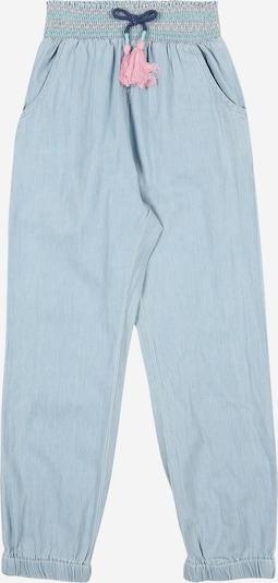 STACCATO Spodnie w kolorze podpalany niebieski / jasnoróżowym, Podgląd produktu