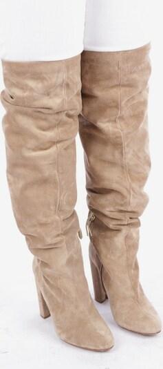 PURA LOPEZ Dress Boots in 40 in Beige, Item view