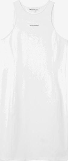Calvin Klein Jeans Kleid in weiß, Produktansicht
