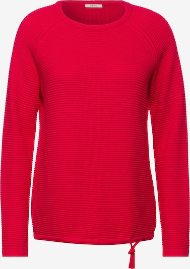 CECIL Pullover in rot, Produktansicht