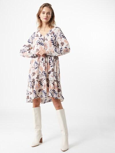 TOM TAILOR Šaty - zmiešané farby / biela, Model/-ka