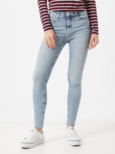 Jeans 'Holly' TOMMY HILFIGER di colore blu chiaro: Vista frontale