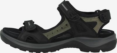 ECCO Sandale 'Offroad' in grau / schwarz, Produktansicht